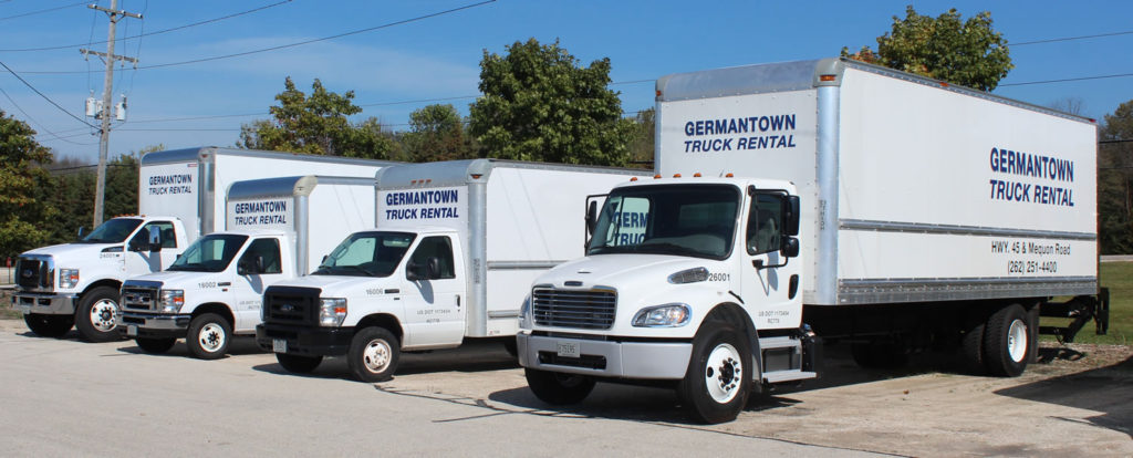 West Bend Truck Rental Company